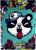 Чехол для планшета Paint Case Zombie Pop Panda Apple iPad Air 2 Blue