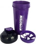 Шейкер MYPROTEIN Shaker 700ml Purple/black