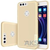 Чехол Nillkin Nature Series Huawei Honor 8 Transparent Gold