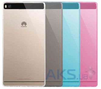 Чехол REMAX Ultra Thin TPU Huawei G730 White