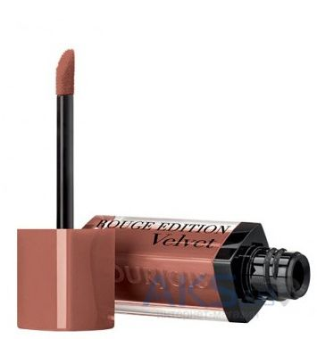 Помада Bourjois Rouge Edition Velvet Lipstick №17 - Cool Brown
