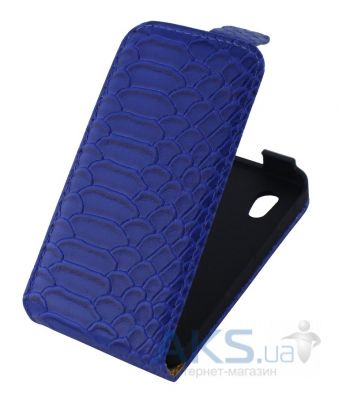Чехол Atlanta Book case for Nokia 500 Blue