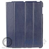 Чехол для планшета Dublon Leatherworks Smart Perfect Case Blue for iPad 4/iPad 3/iPad 2 (SPC-ID3-BLU)