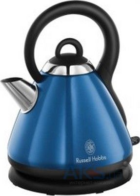 Электрочайник Russell Hobbs 18588-70 Blue Cottage Kettle
