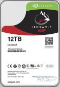 Жесткий диск Seagate IronWolf NAS 12TB 7200rpm 256MB (ST12000VN0008)