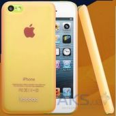 Чехол Yoobao Crystal Protecting case for iPhone 5C Orange (PCI5C-COR)