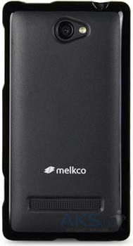 Чехол Melkco Poly Jacket TPU cover for HTC 8S Rio A620e Black (O2WP8STULT2BKMT)