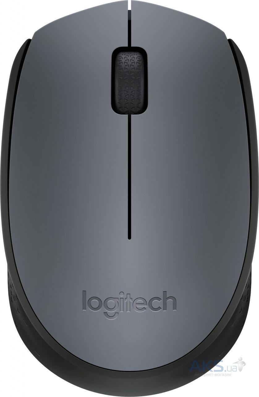 Компьютерная мышка Logitech M170 (910-004642)