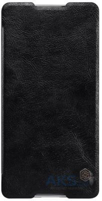 Чехол Nillkin Qin Leather Series Sony Xperia C5 E5533 Black
