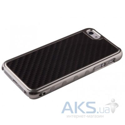 Чехол ION Factory StealthShell iPhone 5S/5 black (i1233- BK008R)