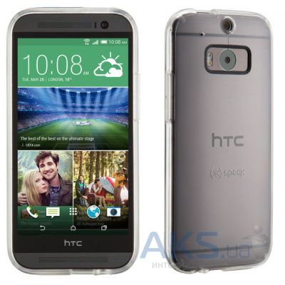 Чехол Speck GemShell HTC One M8 Clear (SP-SPK-A2761)