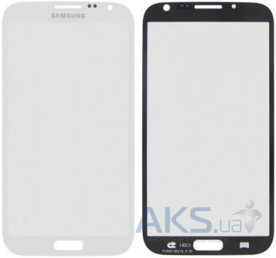 Стекло для Samsung Galaxy Note 2 N7100 White
