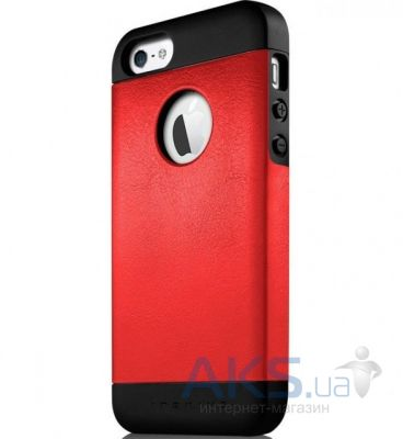 Чехол ITSkins Anibal for iPhone 5/5S Red (APH5-ANIBL-REDD)