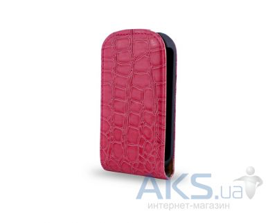Чехол Atlanta Book case for Nokia 5800 Pink