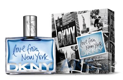 Donna Karan DKNY Love from New York for Men Туалетная вода 48 мл