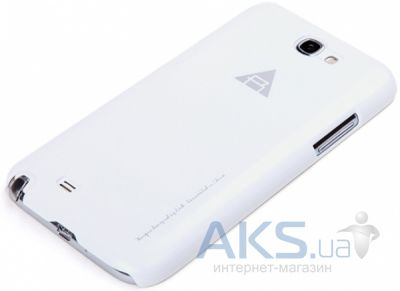 Чехол Rock Naked Shell Series Samsung N7100 Note 2 White
