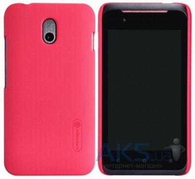 Чехол Nillkin Super Frosted Shield HTC Desire 210 Red
