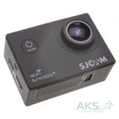 Вид 2 - Экшн-камера SJCAM SJ4000+ Plus Wi-Fi Black