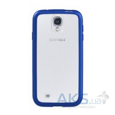 Чехол Griffin Reveal for Samsung Galaxy S4 Blue\Clear (GB37801)
