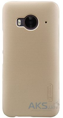 Чехол Nillkin Super Frosted Shield HTC One M9e Gold