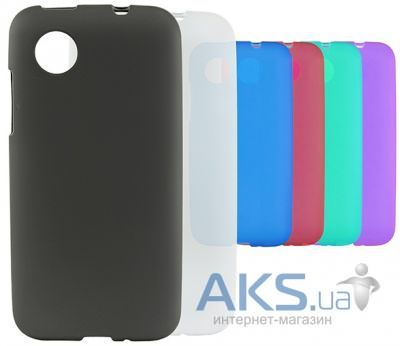 Чехол Original TPU Case LG Optimus L70 D325 Black