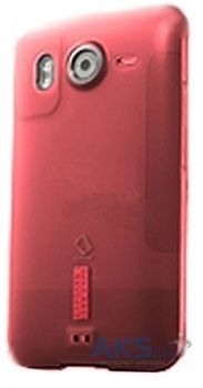 Чехол Capdase Soft Jacket2 HTC Desire S S510e Red