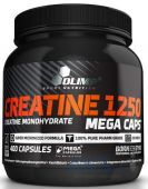 Креатин OLIMP Creatine 1250 Mega Caps 400 капсул