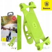 Автодержатель  Baseus PREMIUM Miracle bicycle vehicle mounts Green