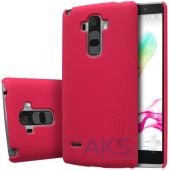 Чехол Nillkin Super Frosted Shield LG Optimus G4 Stylus H630, H540 Dual Red