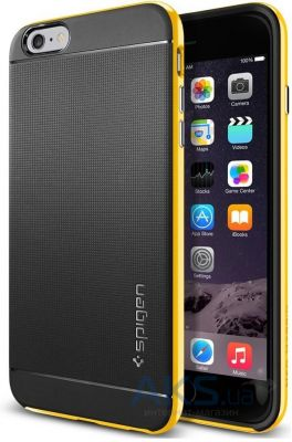 "Чехол SGP Neo Hybrid Series for iPhone 6 Plus 5.5"" Reventon Yellow (SGP11067)"