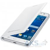 Вид 2 - Чехол Samsung Flip Wallet Cover G530 Galaxy Grand Prime White (EF-WG530BWEGRU )