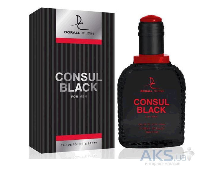 Dorall Collection Consul Black Туалетная вода 100 мл