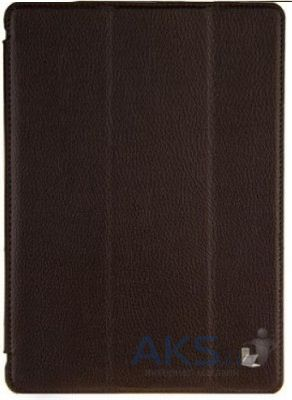 Чехол для планшета JisonCase PU leather case for iPad Air Brown [JS-ID5-09T20]
