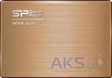 "Накопитель SSD Silicon Power 2.5"" 240GB (SP240GBSS3V70S25)"