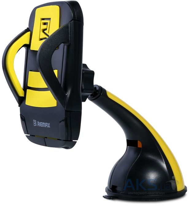 Держатель REMAX RC-04 Black / Yellow