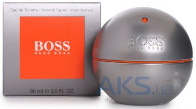 Hugo Boss Boss In Motion Туалетная вода 40 ml