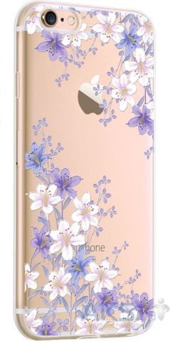 Чехол Original Flower Series Apple iPhone 7 Lily