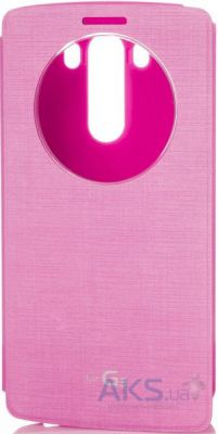 Чехол VOIA Flip Case for LG Optimus G3s D724 Pink