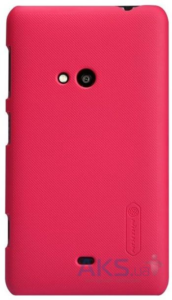 Чехол Nillkin Super Frosted Shield Nokia Lumia 625 Red