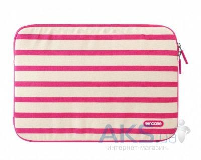 "Чехол Incase Striped Canvas Sleeve Pink for MacBook Pro 13"" (CL60339)"