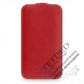 Вид 2 - Чехол TETDED Leather Flip series HTC Desire 500 Red