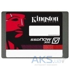 Накопитель SSD Kingston V300 240GB Notebook (SV300S3N7A/480G) Black