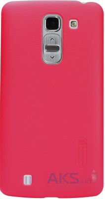 Чехол Nillkin Super Frosted Shield LG Optimus G Pro 2 D838 Red