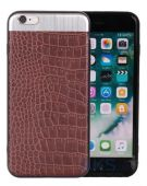 Чехол Totu Leather Case Apple iPhone 6, iPhone 6S Brown