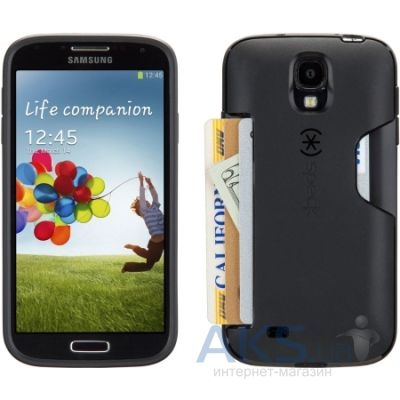 Чехол Speck for Samsung Galaxy S4 I9500 SmartFlex Card Black (SPK-A2071)