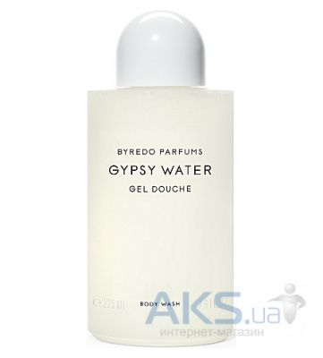 Byredo Gypsy Water Гель для душа 225 мл