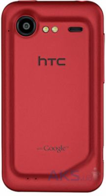 Корпус HTC Incredible S S710e Red