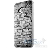 Чехол ITSkins Phantom for HTC One (M7) Light Grey (HTON-PHANT-LGRY)
