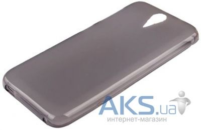 Чехол Original TPU Ultrathin Series для Sony Xperia M4 Aqua E2303 Transparent Grey