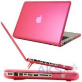 "Чехол iPearl iPearl Crystal Case for MacBook 12"" Pink"